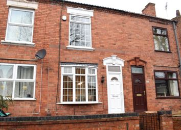Thumbnail 2 bed terraced house for sale in Millfield Road, Ilkeston, Derbyshire