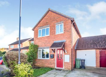3 bed link-detached house for sale in Hawkins Close, North Common, Bristol BS30