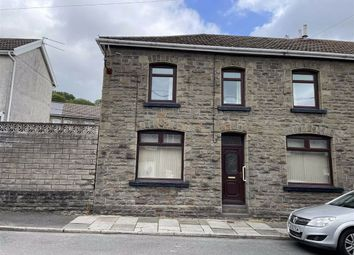 Thumbnail 3 bed end terrace house for sale in Greenfield Terrace, Abercynon, Mountain Ash