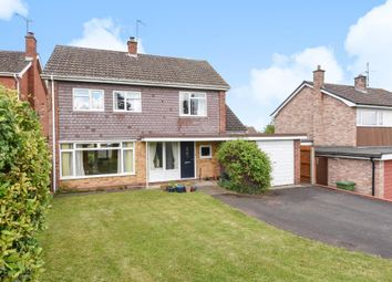Thumbnail 4 bed detached house for sale in Hampton Park, Hereford
