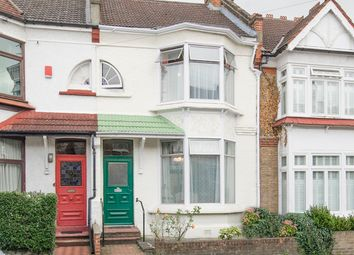 Thumbnail 3 bed terraced house for sale in Park Hall Road, London