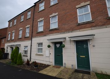 Thumbnail 3 bed terraced house to rent in Sockburn Close, Hamilton, Leicester