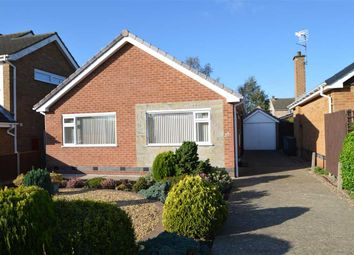 Thumbnail 2 bed bungalow for sale in Crossdale Drive, Keyworth, Nottingham