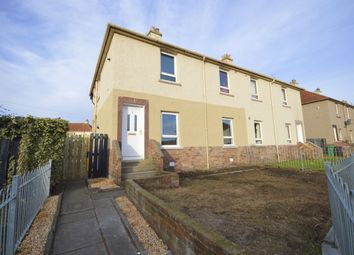 Thumbnail 2 bed flat for sale in Kinninmonth Street, Kirkcaldy