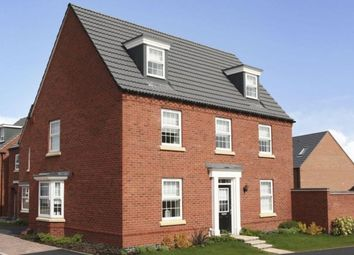 Thumbnail 5 bed detached house for sale in The Maddoc, Stapeley Gardens, Stapeley, Nantwich