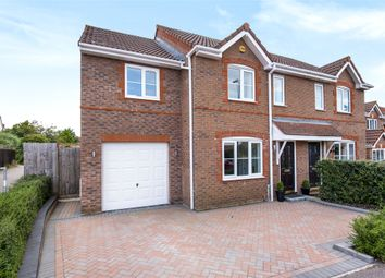 Thumbnail 4 bed semi-detached house for sale in Colliers Break, Emersons Green, Bristol