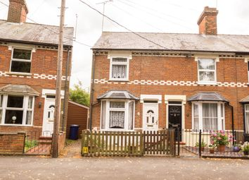 Thumbnail 2 bedroom end terrace house for sale in Recreation Road, Haverhill