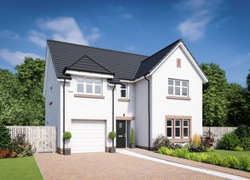 "Thumbnail 4 bed detached house for sale in ""The Colville"" at Edinburgh Road, Belhaven, Dunbar"