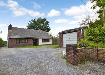 Thumbnail 5 bed detached bungalow for sale in West Lane, Dolton, Winkleigh, Devon