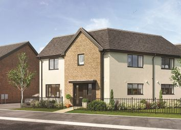 "Thumbnail 3 bed property for sale in ""The Kensington"" at The Furlong, Downs Road, Standlake, Witney"