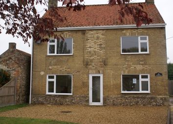 Thumbnail 3 bed detached house to rent in Flegg Green, Wereham