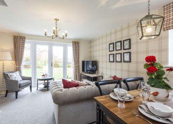 "Thumbnail 2 bedroom terraced house for sale in ""Ashford"" at Inglewhite Road, Longridge, Preston"