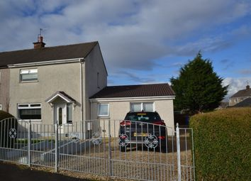 Thumbnail 3 bed semi-detached house for sale in 11, Pine Crescent, Johnstone, Renfrewshire