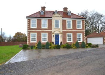 Thumbnail 4 bed country house to rent in Queen Anne Manor, Lime Lane, Arnold, Nottingham