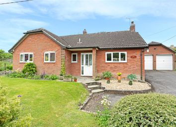 Thumbnail 3 bed detached bungalow for sale in The Street, Cherhill, Calne, Wiltshire