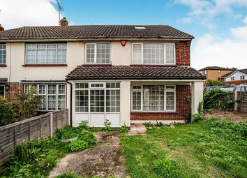 Thumbnail 4 bed semi-detached house to rent in Butcher Walk, Swanscombe
