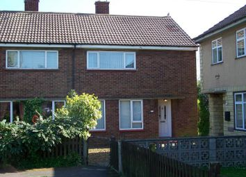 Thumbnail 3 bed semi-detached house to rent in Eyebury Road, Eye, Peterborough