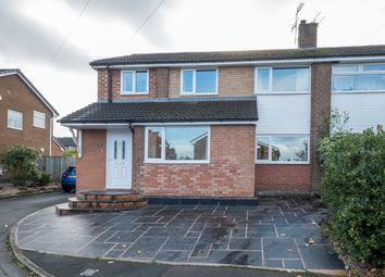 Thumbnail 4 bed semi-detached house for sale in Thirlmere Drive, Lymm