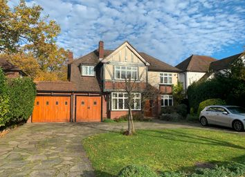 Thumbnail 4 bed detached house for sale in Berens Way, Chislehurst