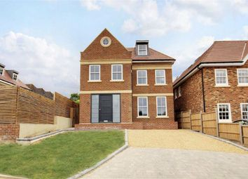 Thumbnail 5 bedroom detached house for sale in Calder Avenue, Brookmans Park, Hertfordshire