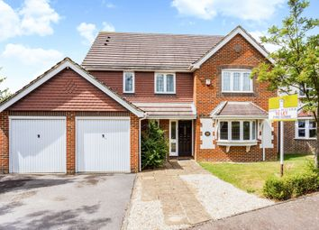 Thumbnail 5 bed detached house to rent in Pellings Rise, Crowborough