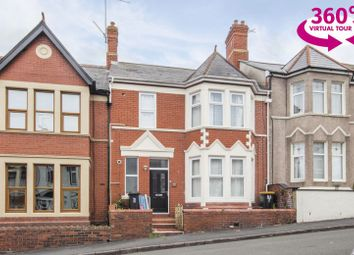 4 bed terraced house for sale in Somerset Road, Newport NP19