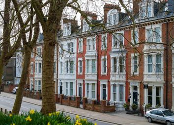 Thumbnail 3 bed flat to rent in Petersham Road, Richmond