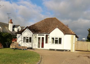 Thumbnail 4 bed bungalow to rent in Oaklands Lane, St Albans