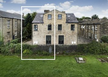 Thumbnail 3 bed end terrace house for sale in Lidget Street, Lindley, Huddersfield