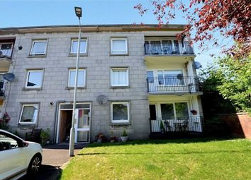 Thumbnail 2 bed flat for sale in Thornhill, Johnstone