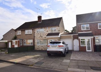 Thumbnail 3 bed semi-detached house for sale in Aldbury Rise, Coventry