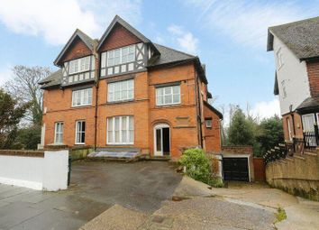 Thumbnail 2 bed flat for sale in Castle Avenue, Dover