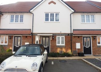 Thumbnail 2 bed terraced house to rent in Hensler Drive, Bishopdown, Salisbury