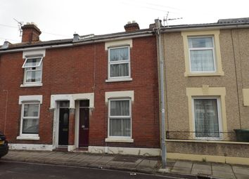 Thumbnail 3 bedroom terraced house for sale in Newcome Road, Portsmouth