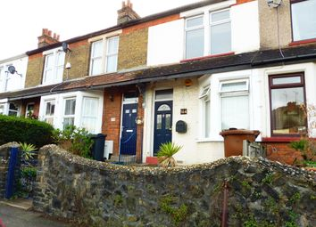 Thumbnail 2 bed property to rent in Rectory Road, Grays