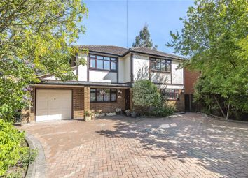 Thumbnail 4 bedroom detached house for sale in Milk Wood, Parkway, Hillingdon, Middlesex