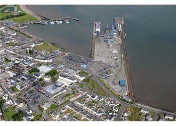 Thumbnail Land for sale in Stranraer Waterfront, Stranraer, Dumfriesshire, Scotland