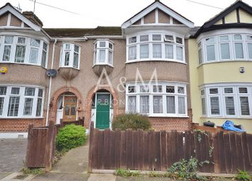 Thumbnail 3 bed terraced house for sale in Fairlop Road, Ilford