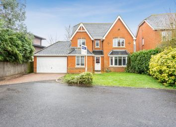 Thumbnail 5 bed detached house to rent in Nightingale Walk, Windsor