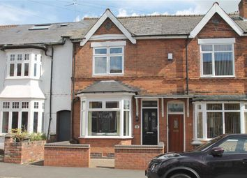 Thumbnail 3 bed terraced house for sale in Grosvenor Road, Harborne, Birmingham