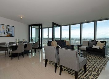 3 bed flat for sale in The Tower, 1 St George Wharf, Vauxhall, London SW8
