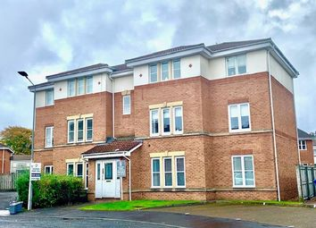 Thumbnail 2 bed flat for sale in Sir William Wallace Court, Larbert