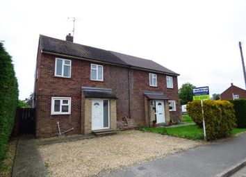 Thumbnail 3 bedroom semi-detached house for sale in Derwent Drive, Gunthorpe, Peterborough, Cambridgeshire