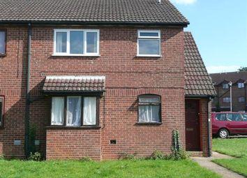 Thumbnail 2 bed flat to rent in Guillemot Lane, Wellingborough