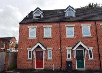 Thumbnail 3 bed mews house for sale in Bottrill Court, Nuneaton