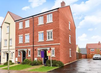 Thumbnail 4 bed end terrace house for sale in Botley, Oxford