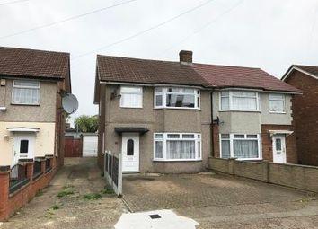 Thumbnail 3 bedroom semi-detached house for sale in 20 Hesselyn Drive, Rainham, Essex