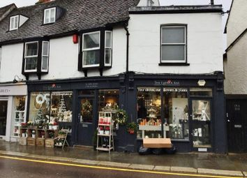 Thumbnail Retail premises for sale in 21 Old Cross, Hertford