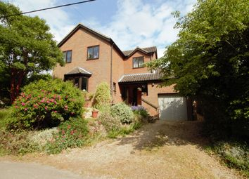 Thumbnail 4 bed detached house for sale in Highridge, Back Lane, Souldrop