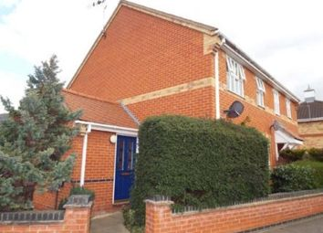 Thumbnail 3 bed semi-detached house for sale in Haddon Park, Colchester